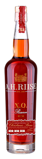 A.H. Riise Christmas XO rum