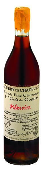 Gourry de Chadeville Memoire 70 cl.