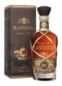 Plantation rum 20 år
