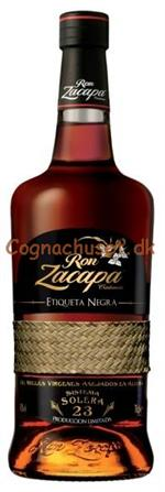 Ron Zacapa Centenario 23 �r Black label 70 cl.