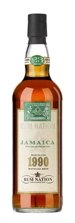 Rum Nation - Jamaica 1990 23 år (1990-2013) Specially Selected 45%