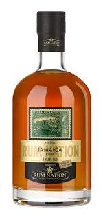 "Rum Nation - Jamaica 8 år ""Oloroso Finish"" 50%"