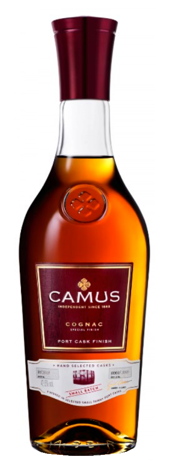 Camus Port Cask Finish small batch, 42,6%, 70 cl.