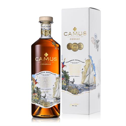 Camus Caribbean Expedition Cognac, 0,7 L
