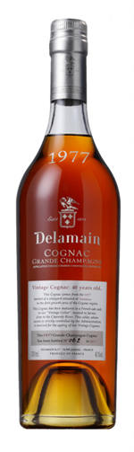 Delamain Vintage 1977 - 70 cl.