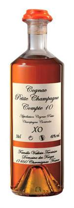 Vallein Tercinier Compte Petite Champagne 50 cl.