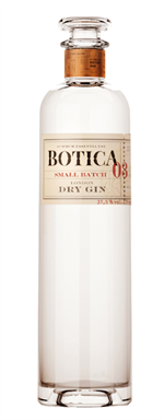Botica London Dry gin 70 cl. 37,5%