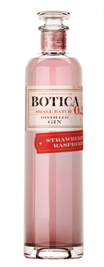 Botica Redberries destilled gin 70 cl. 37,5%