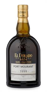 El Dorado PORT MOURANT Rare Collection Limited Release 1999 61,4%