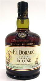 El Dorado Rum Speciel Reserve 15 år