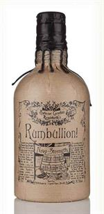 Professor Cornelius Ampleforth's Rumbullion Navy Strength 57,00%