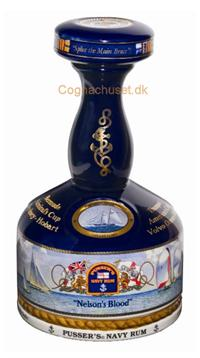 Pussers Navy Rum Yachting Decanter 100 cl.