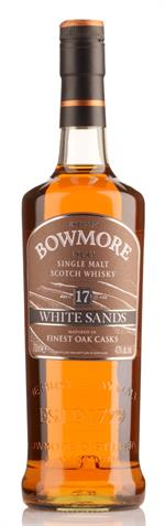 Bowmore 17 års  White Sands