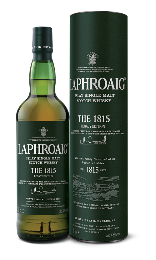 Laphroaig The 1815 Legacy ed., 0,7 L